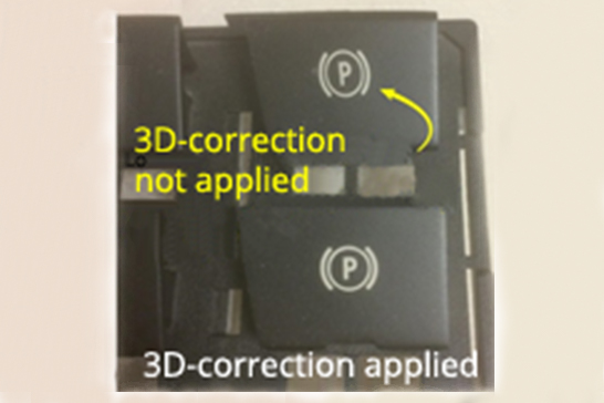 Figure 3 distorion correction